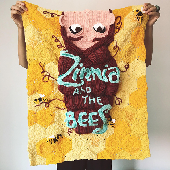 Zinnia and the Bees - Danielle Davis Interview