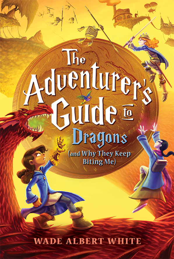 The Adventurer's Guide to Dragons (and Why They Keep Biting Me) - Review