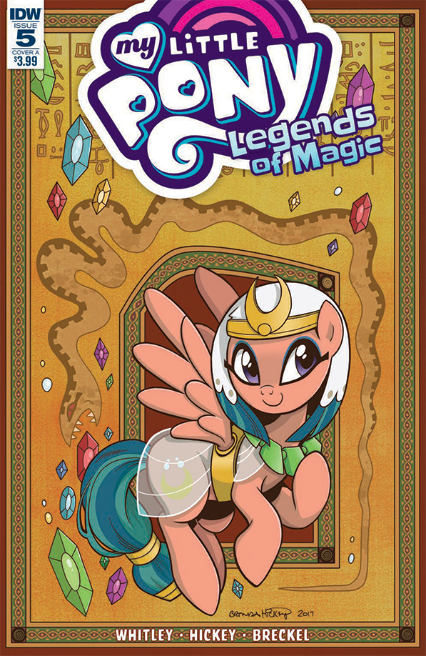 My Little Pony: Legends of Magic #5 - IDW Publishing