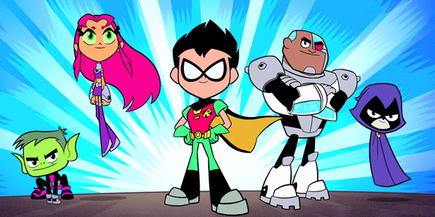 Teen Titans Go! Movie Announcement