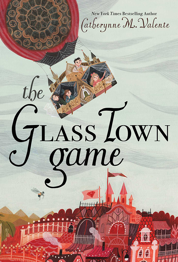 The Glass Town Game Interview