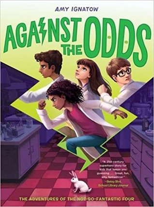 YAYBOOKS! September 2017 Roundup - Against the Odds