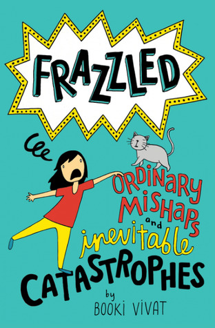 YAYBOOKS! September 2017 Roundup - Frazzled: Ordinary Mishaps and Inevitable Catastrophes