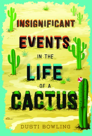 YAYBOOKS! September 2017 Roundup - Insignificant Events in the Life of a Cactus