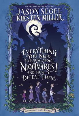 YAYBOOKS! September 2017 Roundup - Everything You Need to Know About Nightmares! and How to Defeat Them