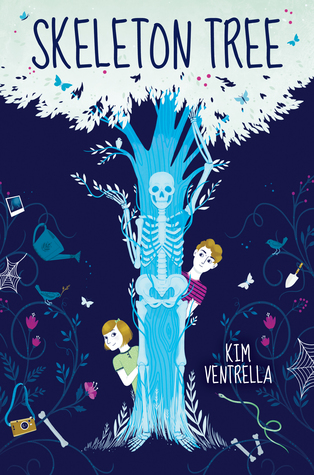 YAYBOOKS! September 2017 Roundup - Skeleton Tree