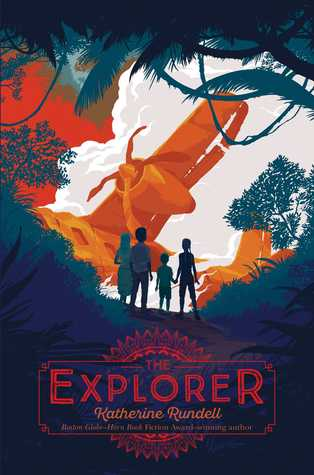 YAYBOOKS! September 2017 Roundup - The Explorer