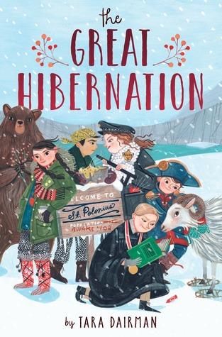 YAYBOOKS! September 2017 Roundup - The Great Hibernation