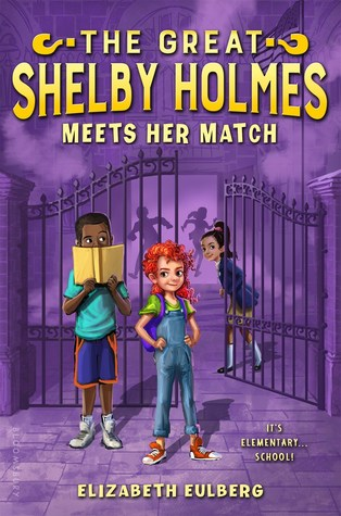 YAYBOOKS! September 2017 Roundup - The Great Shelby Holmes Meets Her Match