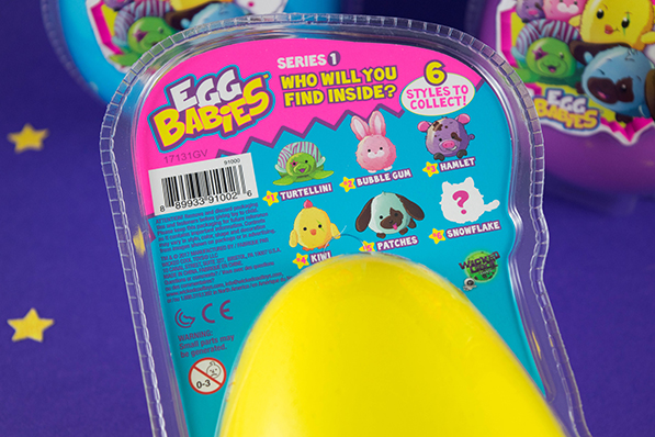 Egg Babies - Wicked Cool Toys