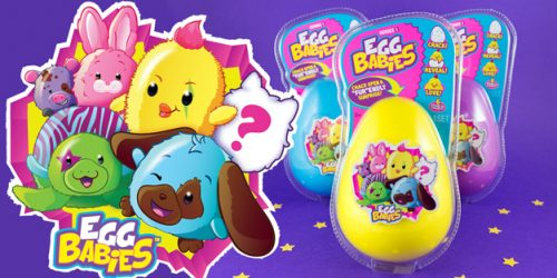 Crack Open an Adorable Surprise with Egg Babies