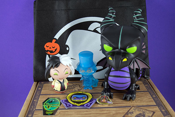 Funko Disney Treasures - Haunted Forest Unboxing