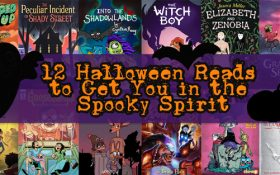 12 Halloween Reads to Get You in the Spooky Spirit