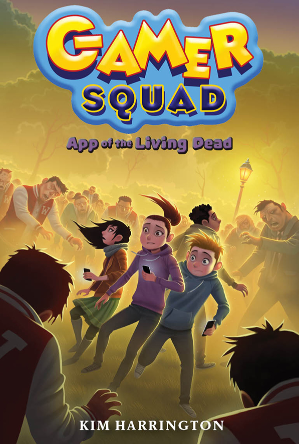 Halloween Reads: Gamer Squad: App of the Living Dead