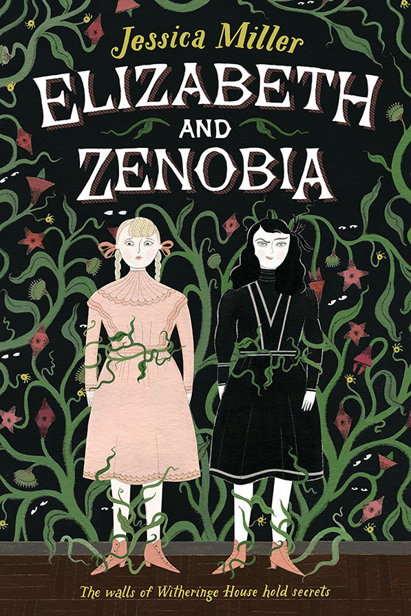 Halloween Reads: Elizabeth and Zenobia