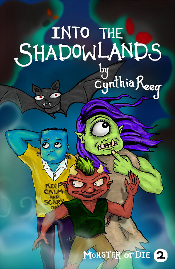 Halloween Reads: Into the Shadowlands