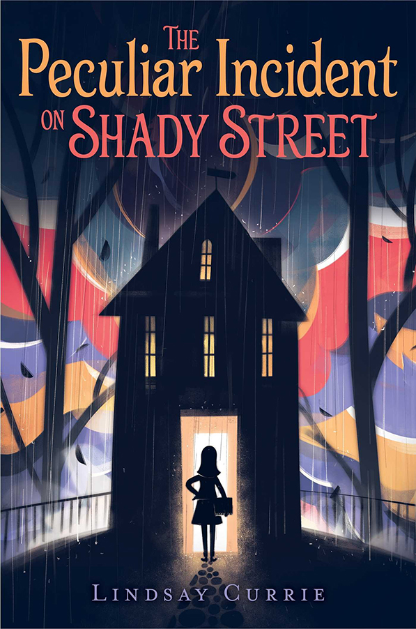 Halloween Reads: The Peculiar Incident on Shady Street