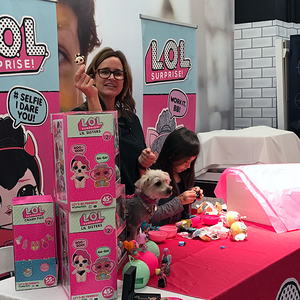 L.O.L. Surprise Pets, Unboxing Booths, and Big Surprise Sweepstakes