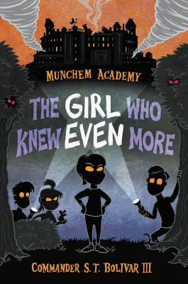 YAYBOOKS! October 2017 Roundup - The Girl Who Knew Even More