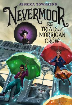 YAYBOOKS! October 2017 Roundup - Nevermoor: The Trials of Morrigan Crow