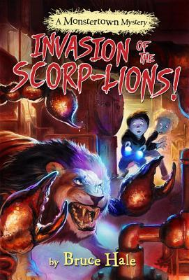 YAYBOOKS! October 2017 Roundup - Invasion of the Scorp-lions
