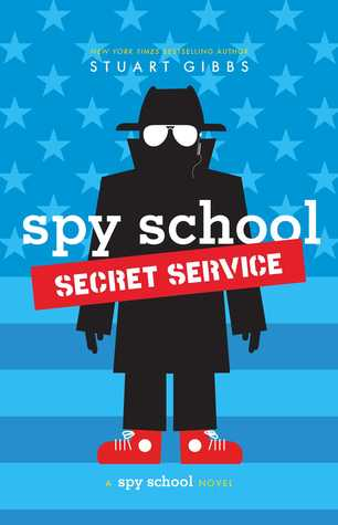 YAYBOOKS! October 2017 Roundup - Spy School: Secret Service