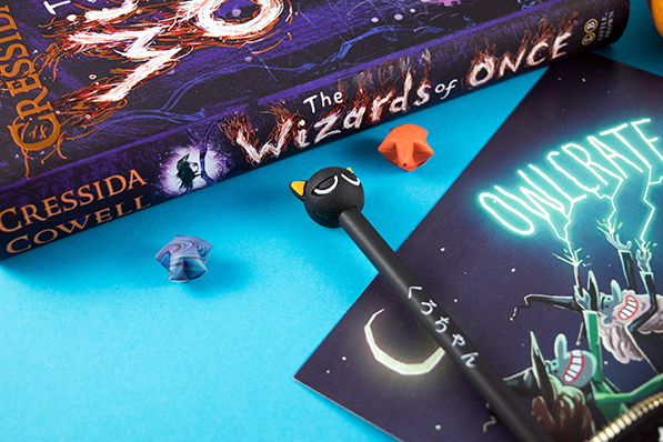 OwlCrate Jr. Witches and Wizards Unboxing - October 2017