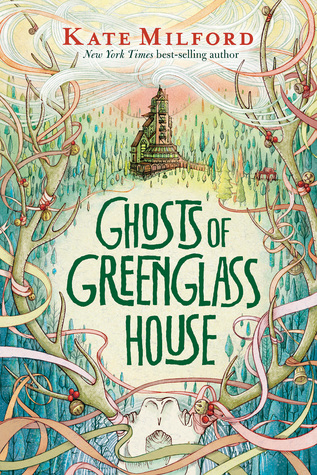 YAYBOOKS! October 2017 Roundup - Ghosts of the Greenglass House