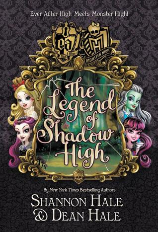 YAYBOOKS! October 2017 Roundup - The Legend of Shadow High