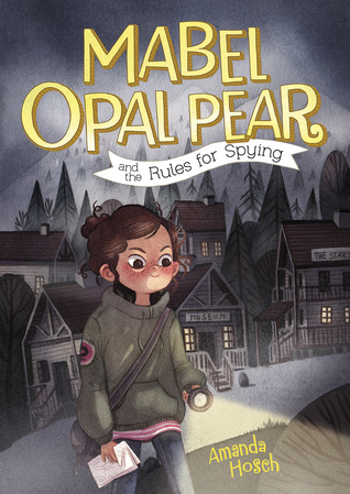 YAYBOOKS! October 2017 Roundup - Mabel Opal Pear and the Rules for Spying