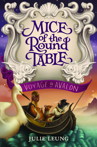 YAYBOOKS! October 2017 Roundup - Mice of the Round Table: Voyage of Avalon