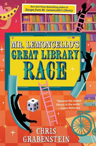 YAYBOOKS! October 2017 Roundup - Mr. Lemoncello's Great Library Race