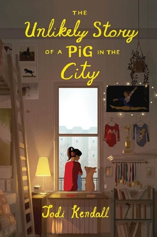 YAYBOOKS! October 2017 Roundup - The Unlikely Story of a Pig in the City