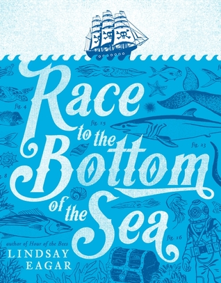 YAYBOOKS! October 2017 Roundup - Race to the Bottom of the Sea