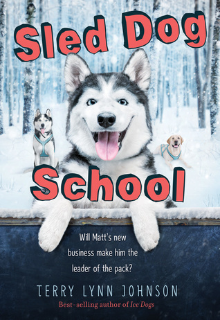 YAYBOOKS! October 2017 Roundup - Sled Dog School
