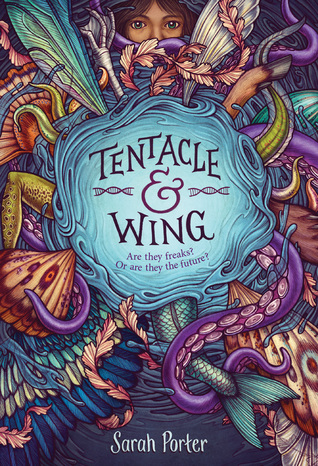 YAYBOOKS! October 2017 Roundup - Tentacle and Wing