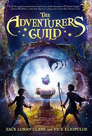 YAYBOOKS! October 2017 Roundup - The Adventurer's Guild