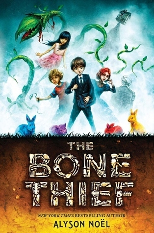 YAYBOOKS! October 2017 Roundup - The Bone Thief