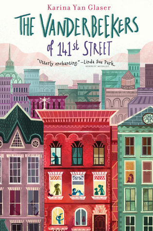 YAYBOOKS! October 2017 Roundup - The Vanderbeekers of 141st Street