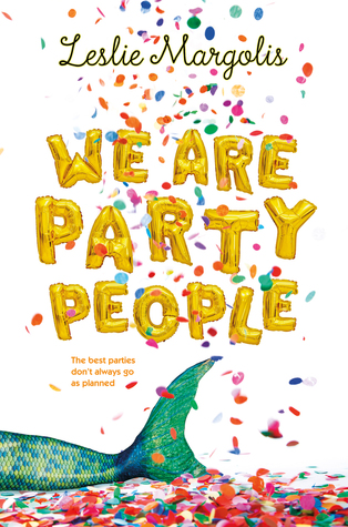 YAYBOOKS! October 2017 Roundup - We Are Party People