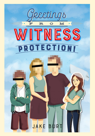 YAYBOOKS! October 2017 Roundup - Greetings from Witness Protection