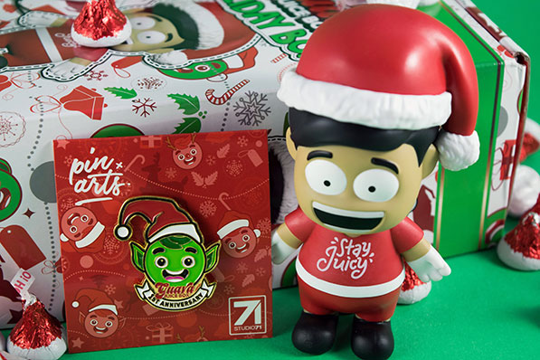 Gava Joucie Bu The Toy : Take a peek inside the holiday guava juice box yayomg