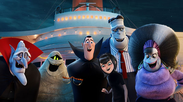 Hotel Transylvania 3: Summer Vacation Teaser Trailer