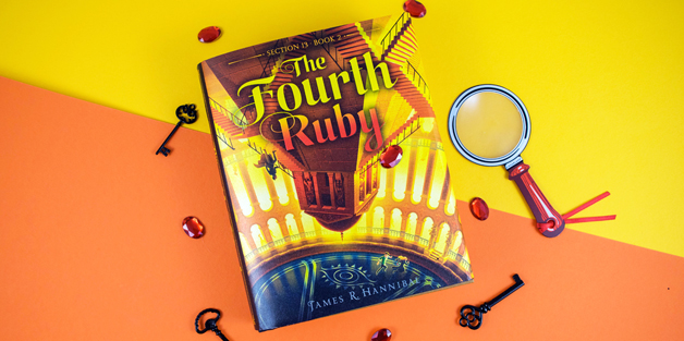 The Fourth Ruby: Interview with Author James R. Hannibal