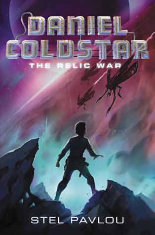 YAYBOOKS! November 2017 Roundup - Daniel Coldstar: The Relic War