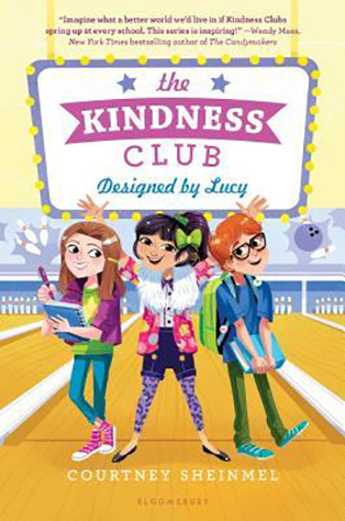 YAYBOOKS! November 2017 Roundup - The Kindness Club: Designed by Lucy