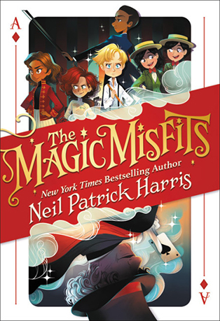 YAYBOOKS! November 2017 Roundup - The Magic Misfits