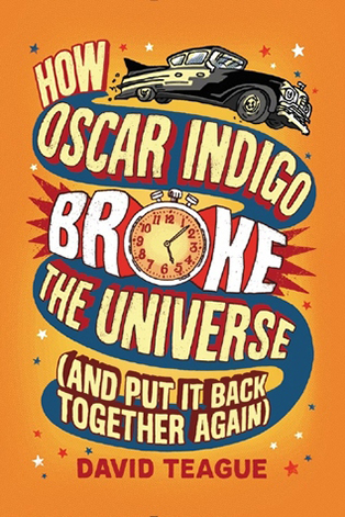 YAYBOOKS! November 2017 Roundup - How Oscar Indigo Broke the Universe