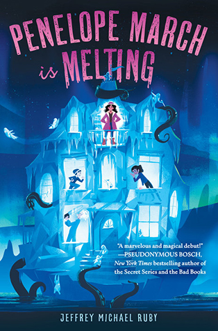 YAYBOOKS! November 2017 Roundup - Penelope March is Melting