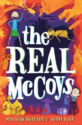 YAYBOOKS! November 2017 Roundup - The Real McCoys